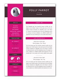 Resume Free Template Free InDesign Templates: 25+ Beautiful Templates for InDesign