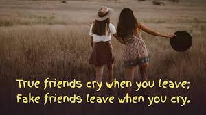 Fake Friends Quotes 3