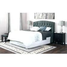 Grey Tufted Bedroom Grey Tufted Bed Frame Bed White Upholstered ...