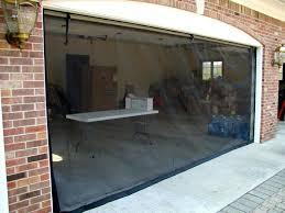 2 car garage screen door with rope pull up 1839 x 739 nib double garage