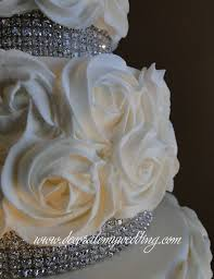Rosettes Faux Wedding Cake You Will Love Buy At Decorate My Wedding