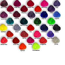 6 X Tubs Directions Hair Dye Colour Choose Any Colours
