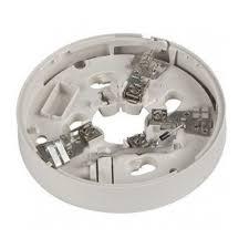 conventional detectors plug in detector base b401 b401 socle pour détecteur system sensor plug in detector base