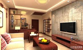 living room with tv. Inspiration Idea Apartment Living Room With Tv Simple Small TV Background Wall Of Marble