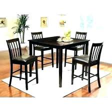 dining room table and chairs target dining table set espresso dining e set target room