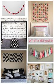 diy room decor easy amp simple wall art ideas youtube inside