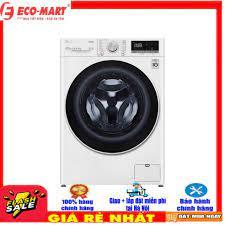 FV1408G4W Máy giặt sấy LG Inverter 8.5kg giặt và 5kg sấy FV1408G4W Mới 2020  (MIỄN PHÍ GIAO + LẮP ĐẶT tại Hà Nội