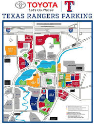 Texas Rangers Stadium Chart 27 Accurate Globe Life Seating Map