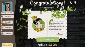 I Beat The Game Adventure Capitalist 125