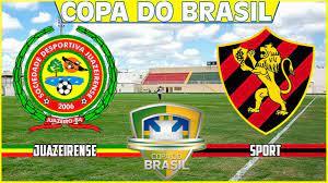 AO VIVO - JUAZEIRENSE X SPORT - COPA DO BRASIL - 10/03/2021 - YouTube