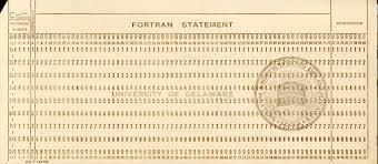 Anatomy Of A Hollerith Card