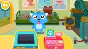 Trải nghiệm game mobile giáo dục mầm non trẻ em Thị Trấn Ước Mơ của Gấu