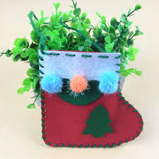 Handmade Christmas Stockings Online Get Cheap Handmade Christmas Stockings Aliexpresscom