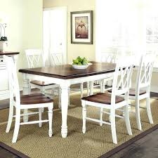 french country dining room furniture country dining room table white wood dining table and chairs alluring