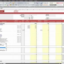 Estimate Format For House Construction La Portalen Document