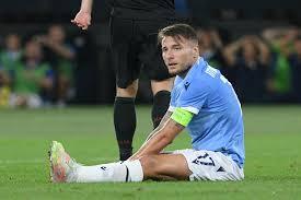 Lazio-Lokomotiv Mosca: infortunio per Ciro Immobile