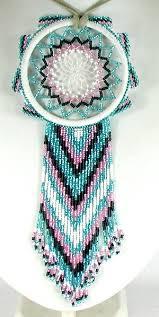 Native American Beaded Dream Catchers New Dreamcatcher Native American Oglala Lakota Tony Monroe Beaded