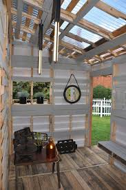 from recycled wood pallets to tiny houses genius homeless refugee shelter solution ikea