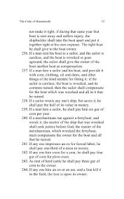 code of hammurabi  33 the code of hammurabi