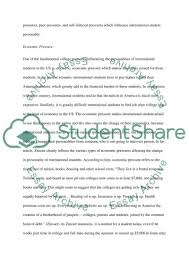 college pressures and international students essay college pressures and international students essay example