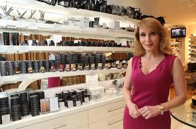 luxury cosmetics maker weighs the benefits of selling items on tv