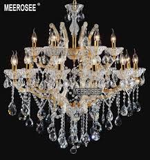 image of 18 light maria theresa chandelier
