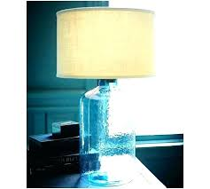 blue glass table lamps blue glass lamp base blue glass lamp awesome blue glass lamp base blue glass table lamps lighting ms aqua