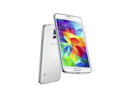 Modern smartphone Samsung Galaxy S5