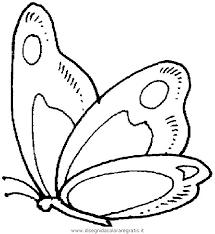 Disegno Farfallaa01 Animali Da Colorare