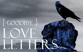 sad goodbye love letters poems for