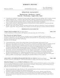Material Management Resume Sample Material Manager Resume Examples Hirnsturm Me