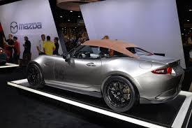 2016 Mazda MX-5 Speedster and Spyder Concepts Stun SEMA - Live ...