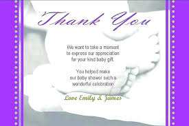 thank you notes for baby shower wording coworkers image of sles congratulations