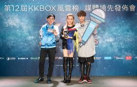 Kkbox Hong Kong Chart Kkbox Announces Winners For Music Awards Asia News Network