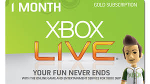 Image result for xbox gold