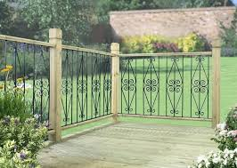 metal garden fence garden fencing panels decor references metal garden fence edging