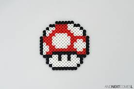 Perler Bead Patterns Extraordinary Super Mario World Perler Bead Projects Part I And Next Comes L