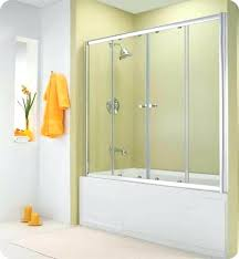 sliding door bathtub bathtub sliding doors bathtub doors bathtub enclosure franklin brass framed sliding bathtub door