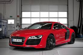 audi r8 2015 red. Brilliant 2015 2015 AllElectric Audi R8 ETron 2 Throughout Red