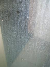 cool cleaning hard water spots on shower doors how to remove hard water mark stains on