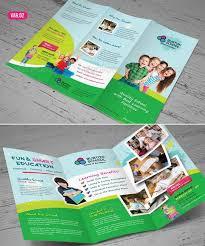 tri fold school brochure template school brochures templates brickhost 66170f85bc37