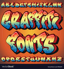 Graffiti Font Free Graffiti Fonts