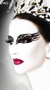 makeup tutorial you black swan eye kit