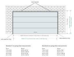 standard single car garage size double garage door dimensions double garage dimensions with one door standard