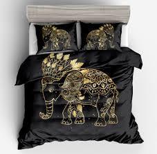 3d elephant printed duvet cover bedding sets king queen full twin1 duvet cover 2 pillowcasesno filling comforter zebra bedding toile bedding from rjay2018