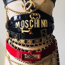 All Designer Belts All Vintage Designer Belts In Pic Up For Sale On Depop