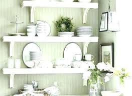 kitchen wall shelves shabby chic wall shelves kitchen wall shelves with hooks white wall shelves white kitchen wall shelves