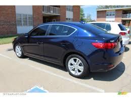 2013 Fathom Blue Pearl Acura ILX 2.0L #98570969   GTCarLot.com ...