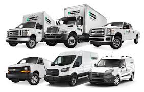 Truck and Commercial Vehicle Rental