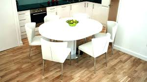 round expandable dining tables extended dining table and chairs round expanding dining table small round extending